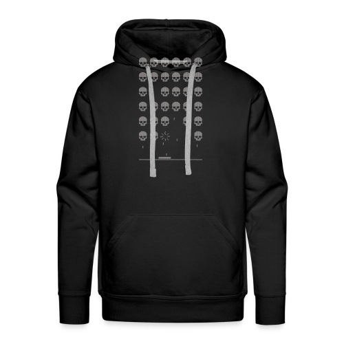 Playing with Death - Men's Premium Hoodie