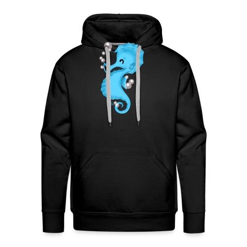 Seebastian Seepferdchen - Männer Premium Hoodie