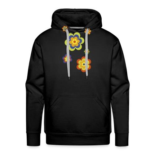 limited edition 3a flower power - Männer Premium Hoodie