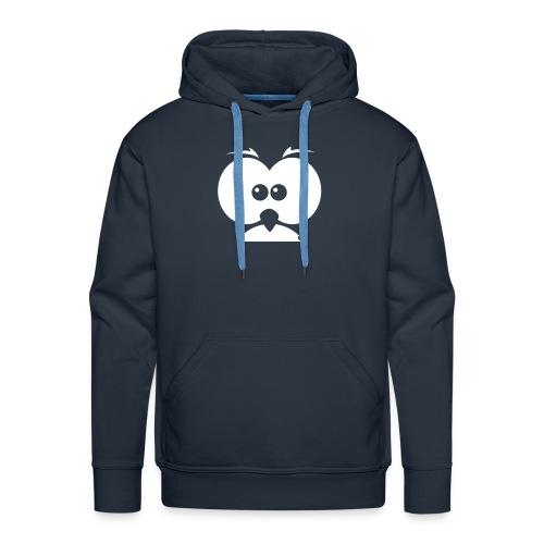 Curious Owl - Männer Premium Hoodie