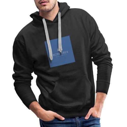 konstrex - Herre Premium hættetrøje