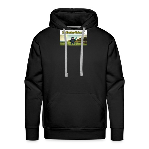 XxMonkeyRulerxX New Design - Men's Premium Hoodie