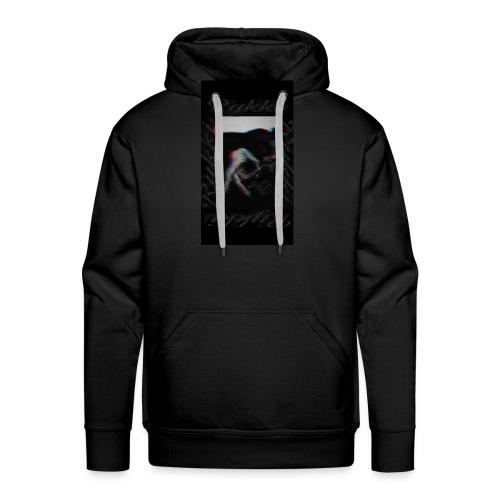 Rykki Grinch Logo Handsign R - Männer Premium Hoodie