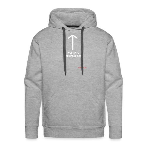 insoumisHyperboréen - Sweat-shirt à capuche Premium pour hommes