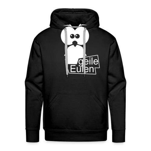 logo ohne schwarz - Männer Premium Hoodie