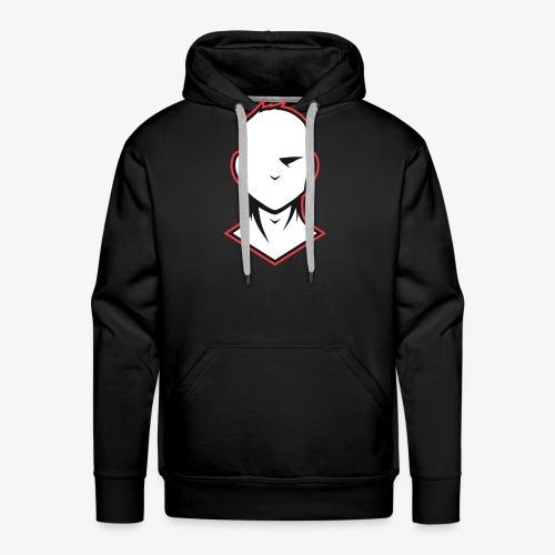 Logo Adak - Sweat-shirt à capuche Premium pour hommes