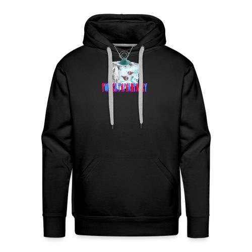 Frozen Sight - Mannen Premium hoodie