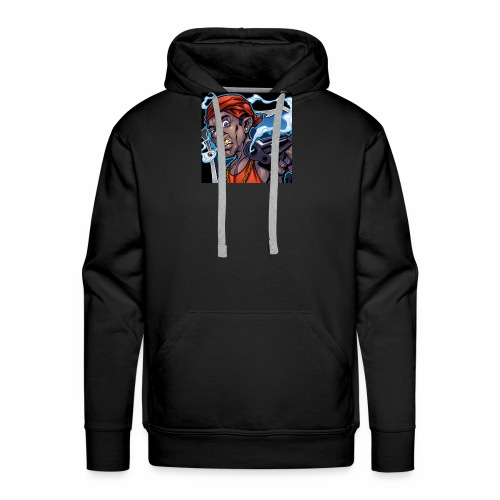 Crooks Graphic thumbnail image - Sweat-shirt à capuche Premium pour hommes