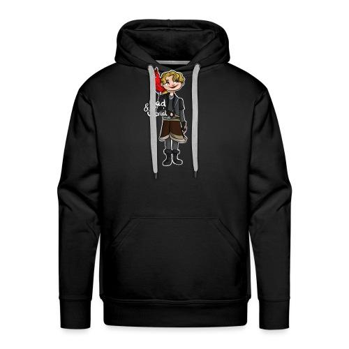 *NEW Edition* SerialError Met AAD! (Kevin met Aad) - Mannen Premium hoodie