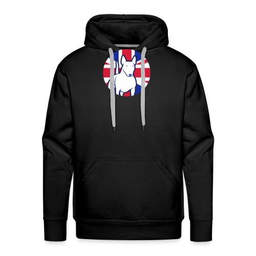 Miniatur Bullterrier UK 3c - Männer Premium Hoodie