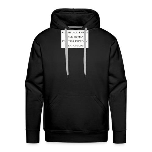 humanrace - Men's Premium Hoodie