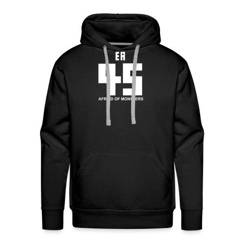 Afraid of Monsters - David Hoodie - Men's Premium Hoodie