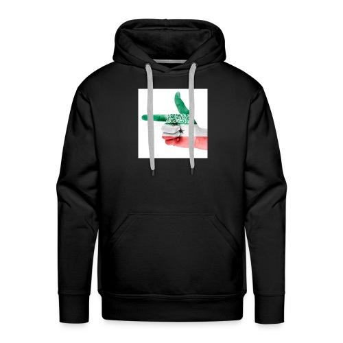 gacanta calanka somaliland - Männer Premium Hoodie
