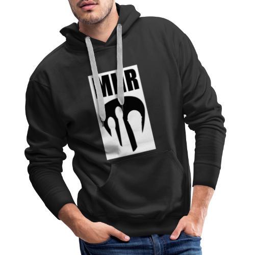 MHR Melody Harmony Rhythm - Männer Premium Hoodie