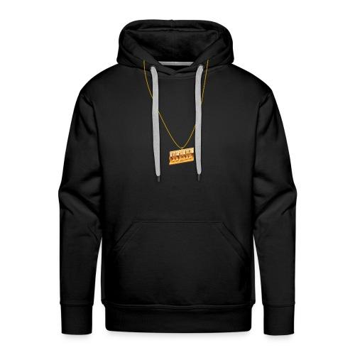 T Shirt KN gold - Männer Premium Hoodie