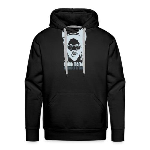 Rasta man - Sweat-shirt à capuche Premium pour hommes