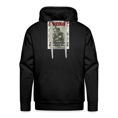 Spritkupp klamotten - Männer Premium Hoodie