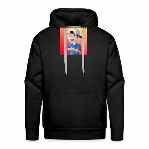 ItzDustyMC - Herre Premium hættetrøje