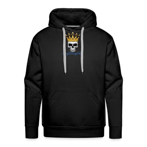 KingKaij Logo - Männer Premium Hoodie