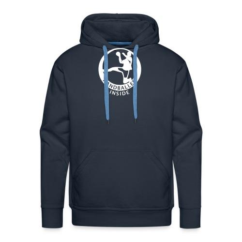 Handballer inside - Männer Premium Hoodie