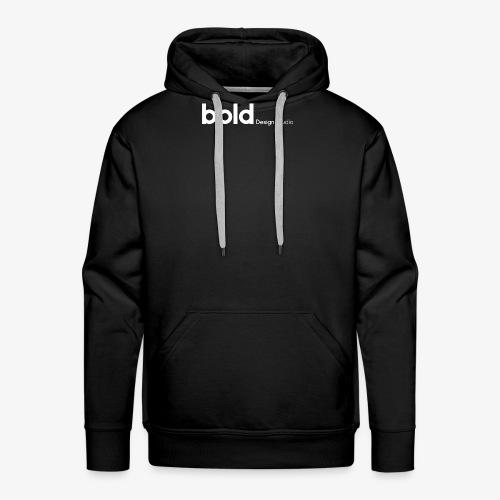 Bold - Männer Premium Hoodie