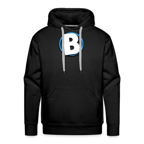 Bumble Logo - Men's Premium Hoodie
