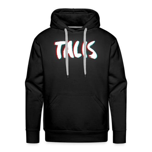 talis logo png - Men's Premium Hoodie