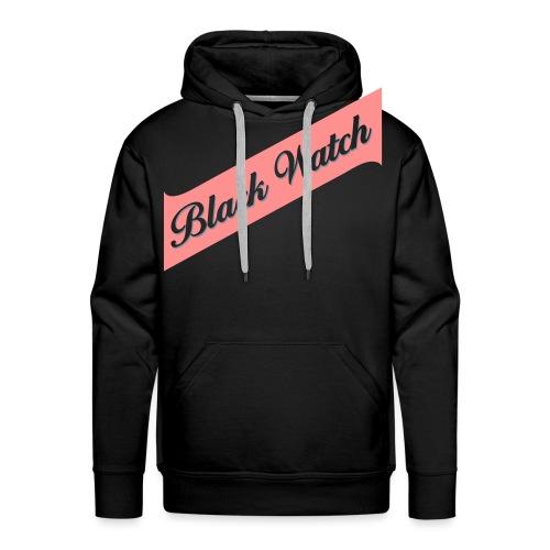 black watch 4 - Men's Premium Hoodie