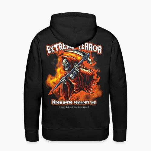 Extreme Terror - Men's Premium Hoodie