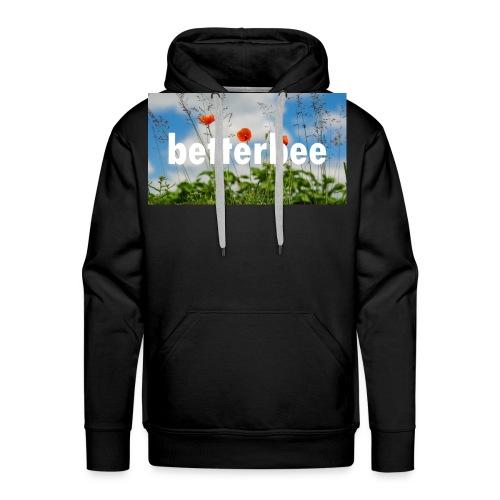 betterbee Banner T-Shirt - Männer Premium Hoodie