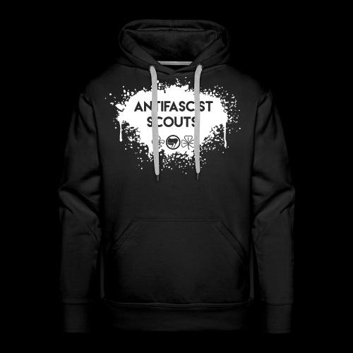 Antifascist Scouts - Men's Premium Hoodie
