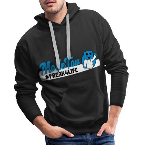 MolleTov - Herre Premium hættetrøje