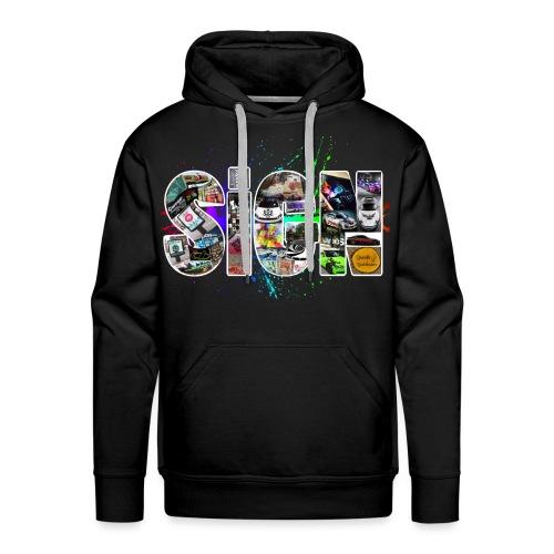 Sign - Mannen Premium hoodie