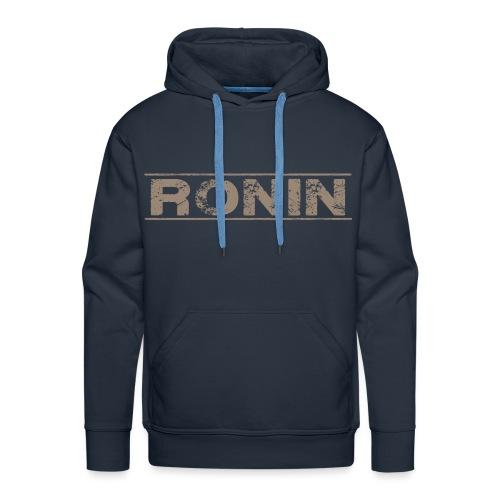 RONIN streetwear V00 - Sweat-shirt à capuche Premium pour hommes