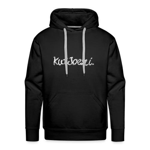 KutJoeri. - Mannen Premium hoodie