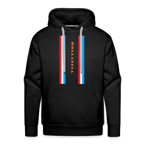 Hollandia - Mannen Premium hoodie