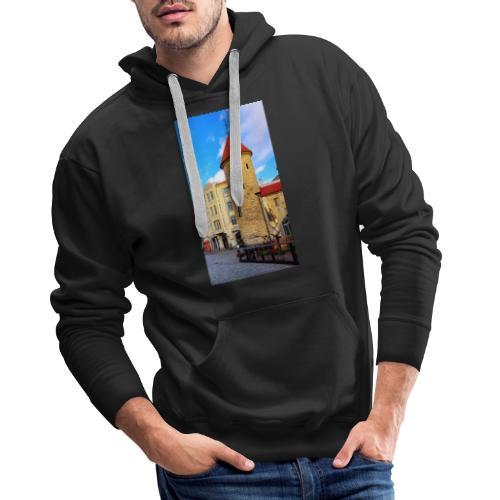 magazine unlock 05 2 3 1602 1b1346ba196e40768a674 - Sweat-shirt à capuche Premium pour hommes
