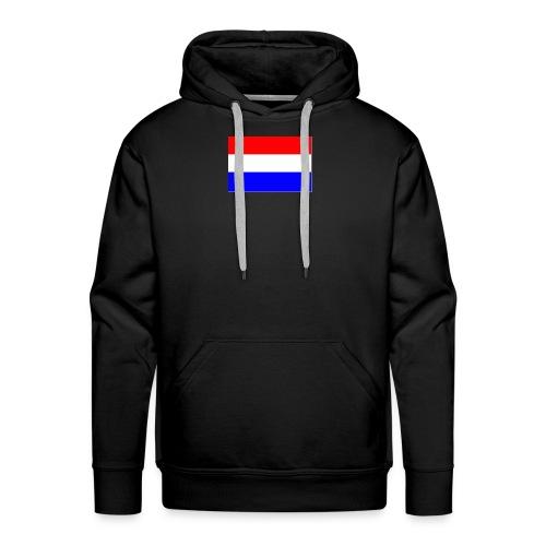 vlag nl - Mannen Premium hoodie