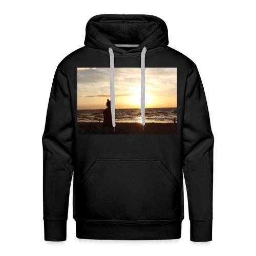 sun set - Men's Premium Hoodie