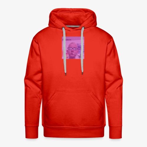 Jogge T Shirt - Herre Premium hættetrøje