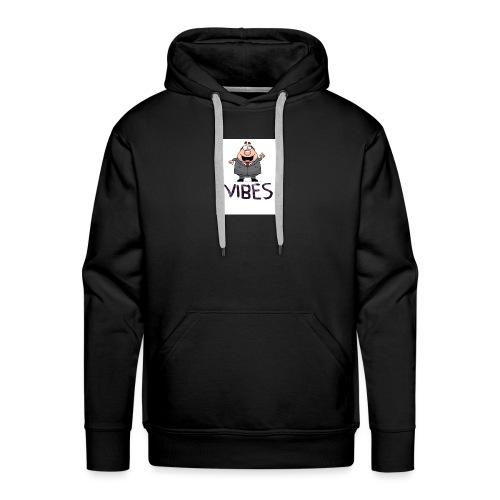 BossVibes version 3 - Herre Premium hættetrøje