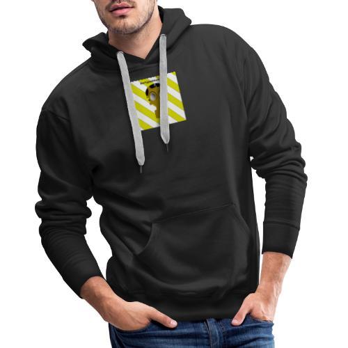 Gasmasken Logo 1 - Männer Premium Hoodie