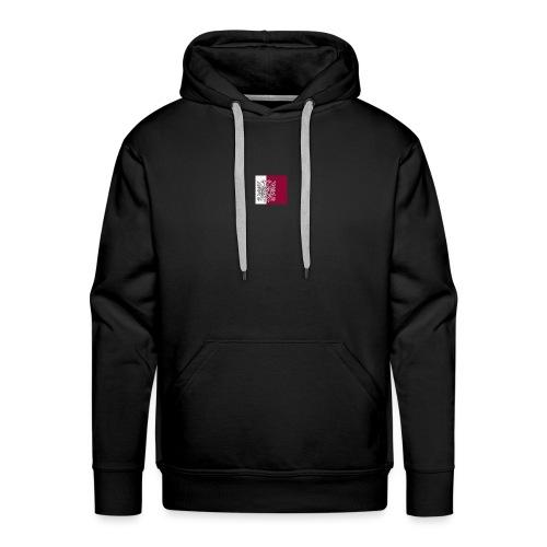 NC grey polo Nijmegen - Mannen Premium hoodie