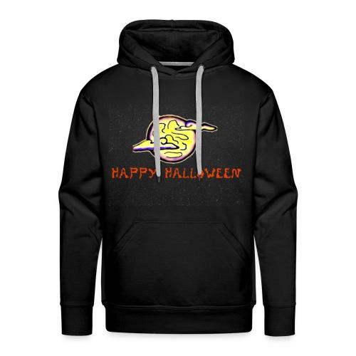 Halloween Moon - Men's Premium Hoodie
