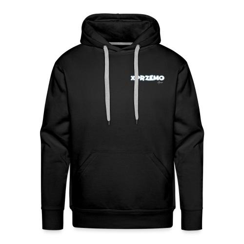 xPrzemoYT - Bluza męska Premium z kapturem