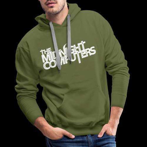 TMC2WHITE - Sweat-shirt à capuche Premium pour hommes