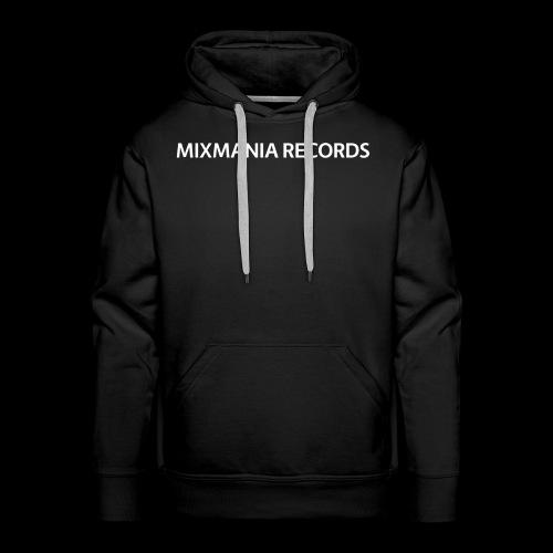 MIXMANIA RECORDS WHITE - Men's Premium Hoodie