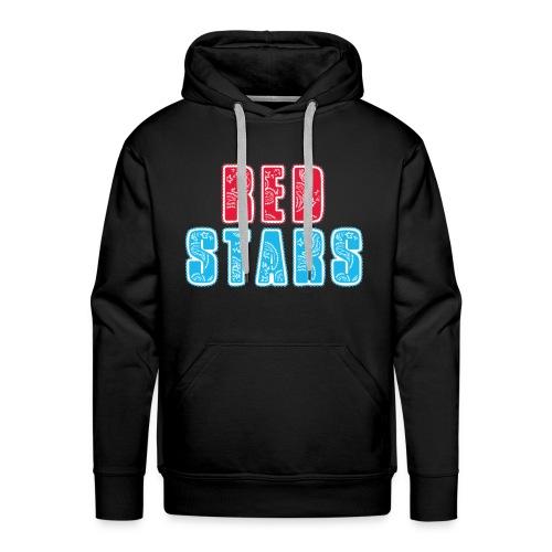 Red Stars - Men's Premium Hoodie