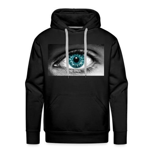 eyes_2 - Mannen Premium hoodie
