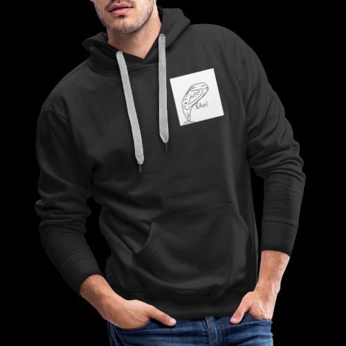 suckel - Mannen Premium hoodie